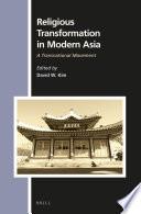 Religious Transformation in Modern Asia