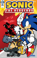 Sonic the Hedgehog: Annual 2019