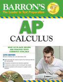 Barron s AP Calculus with CD ROM Book PDF