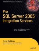 Pro SQL Server 2005 Integration Services Pdf/ePub eBook
