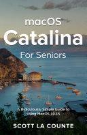 MacOS Catalina for Seniors Pdf/ePub eBook