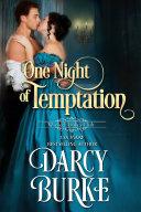 One Night of Temptation [Pdf/ePub] eBook