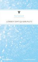 Cowboy Sam s Quadruplets