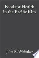 Food for Health in the Pacific Rim Pdf/ePub eBook