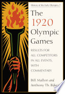The 1920 Olympic Games