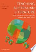 Teaching Australian Literature