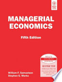 Managerial Economics, 5Th Ed