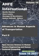 Advances in Human Aspects of Transportation: Part II [Pdf/ePub] eBook