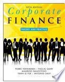 Corporate Finance Book
