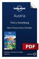 Austria 5. Tirol y Vorarlberg
