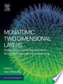 Monatomic Two Dimensional Layers Book