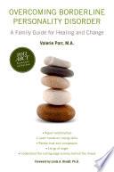 Overcoming Borderline Personality Disorder Book