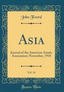 Asia Vol 18