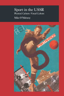 Sport in the USSR Pdf/ePub eBook