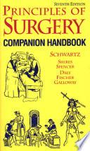 Principles of Surgery, Companion Handbook