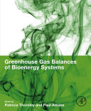 Greenhouse Gas Balances of Bioenergy Systems [Pdf/ePub] eBook