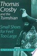 Thomas Crosby And The Tsimshian Book