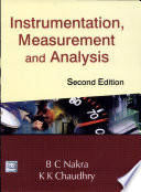 Instrumentation  Measurement And Analysis Book