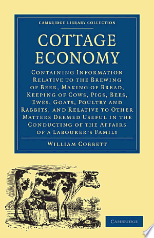 Download Cottage Economy Free Books - Read Books