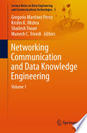Networking Communication and Data Knowledge Engineering Book