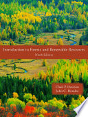 Introduction to Forests and Renewable Resources Book