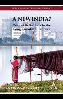 Pdf A New India?