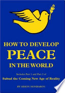 How to Develop Peace in the World