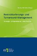 Restrukturierungs- und Turnaround-Management