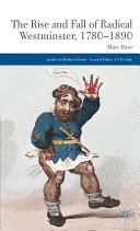 The rise and fall of radical Westminster, 1780-1890