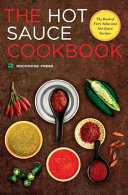 Hot Sauce Cookbook Book
