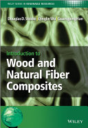 Introduction to Wood and Natural Fiber Composites
