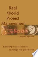 Real World Project Management Book