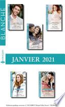 Pack mensuel Blanche : 10 romans (Janvier 2021)