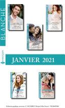 Pack mensuel Blanche : 10 romans (Janvier 2021) Pdf/ePub eBook