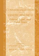 The Commercialization of Genetic Research
