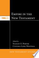 Empire In The New Testament