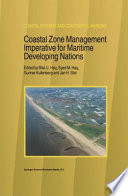Coastal Zone Management Imperative for Maritime Developing Nations