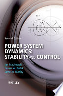 Power System Dynamics Book