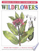 A Field Guide to Wildflowers Coloring Book