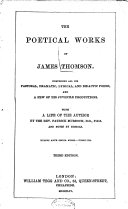 Pdf The Poetical Works of James Thomson