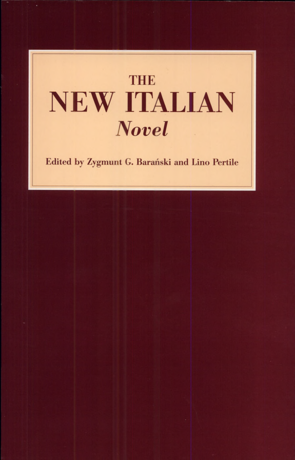 The New Italian Novel