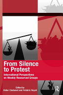 Pdf From Silence to Protest Telecharger