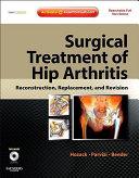 Surgical Treatment of Hip Arthritis