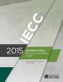 International Energy Conservation Code 2015