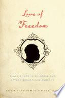 Love of Freedom