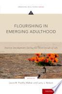 Flourishing in Emerging Adulthood Book PDF