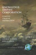 Knowledge driven Corporation Book
