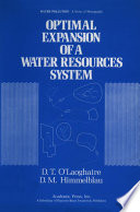 Optimal Expansion of a water Resources system