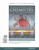 Fundamentals of General, Organic, and Biological Chemistry, Books a ...