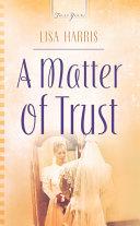 Pdf A Matter Of Trust